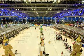 Security tightened for prohibited areas at airports