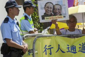 China's liberals resist efforts to erase Liu Xiaobo legacy