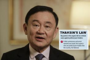 Thaksin faces new court strife