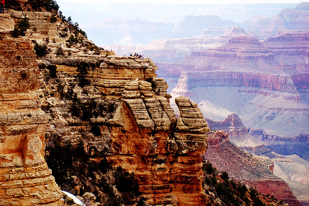 Grand Canyon, USA: Holidays just don't get any deeper