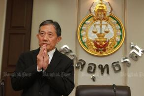 Embattled Appeal Court chief to resign, face probe