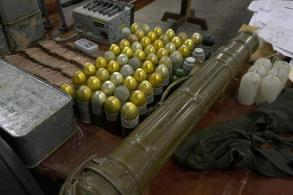 Five arrested with grenade launchers from Cambodia