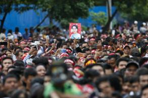 Myanmar marks 70th anniversary of Martyrs' Day