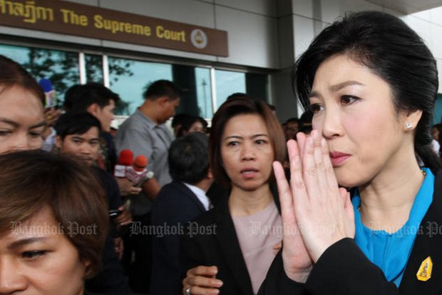 Thai court to deliver verdict in ex-PM's case on August 25