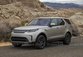 New Land Rover Discovery launched in Thailand