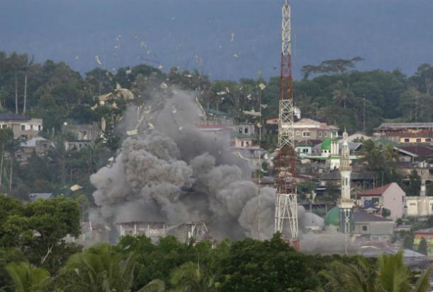 Philippine President Suspends Peace Talks With Guerrilla