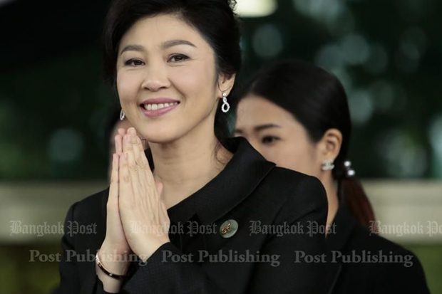 Yingluck court ruling set for August 25