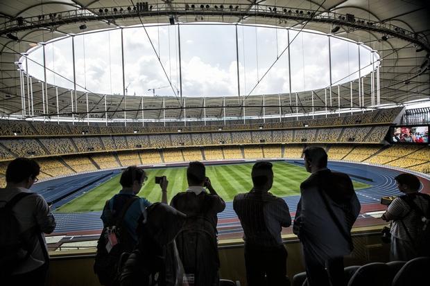 Manila scraps 2019 SEA Games hosting