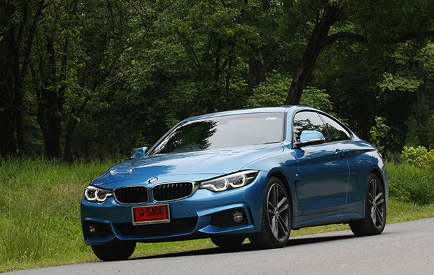 Bmw 430i Coupe M Sport 2017 Review