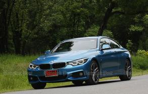 BMW 430i Coupe M Sport (2017) review