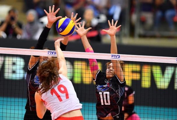 Thai volleyballers top Turkey | Bangkok Post: news