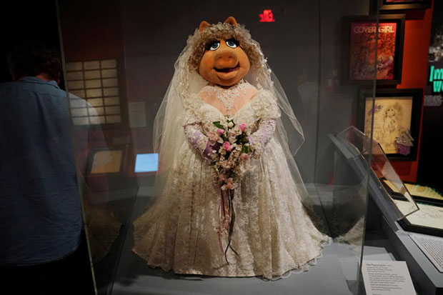 Exhibit in New York celebrates life of Muppets creator