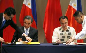 China backs joint energy development with Philippines