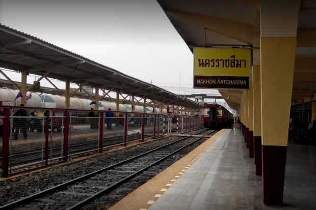 Korat to get elevated train when track built