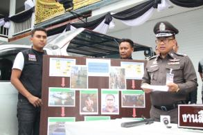 Security guards arrested for assault, robbery of Pattaya tourist