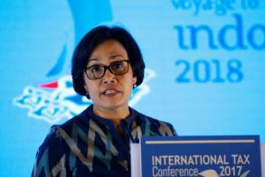 Indonesia law gives tax office access to financial data