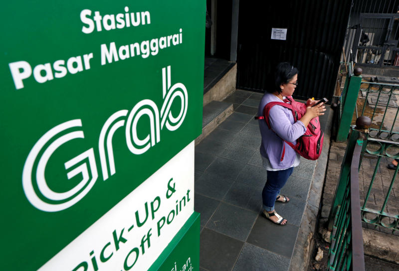 Ride-hailing service Grab starts full operations in Myanmar