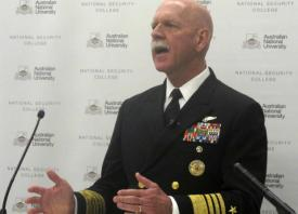 China downplays US admiral's nuclear strike threat