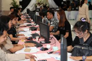 Migrant worker registrations far below target
