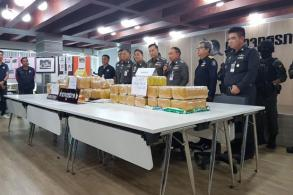 Biggest bust of year in East nets 1.8m speed pills