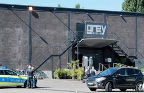 Gunman kills 1, injures 4 in German nightclub shooting