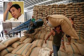 Government slams call for rice checks