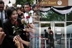 300 cops guard court as Yingluck trial wraps up