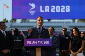 Los Angeles reaches deal to host 2028 Olympics