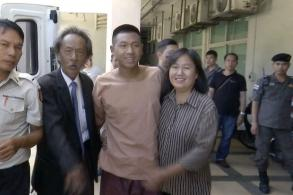 'Pai Dao Din' on trial for Facebook share
