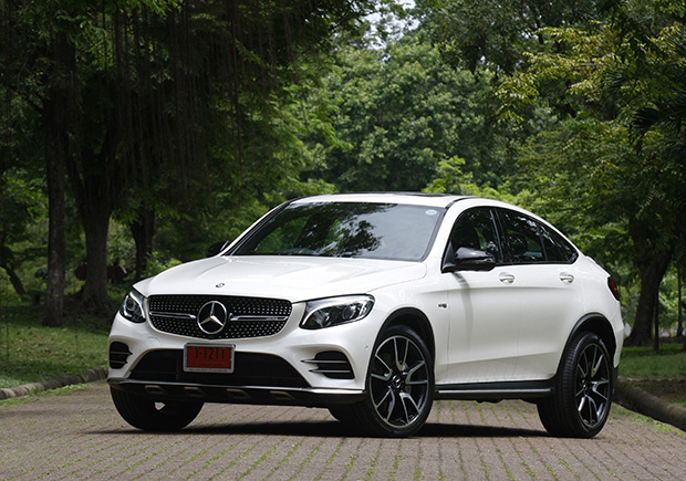 Mercedes Amg Glc43 Coupe 2017 Review Bangkok Post Auto
