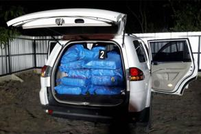 Suspect links married couple to 6m speed pills haul