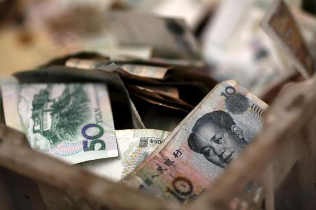 China's July forex reserves rise to $3.081 trillion, more than expected