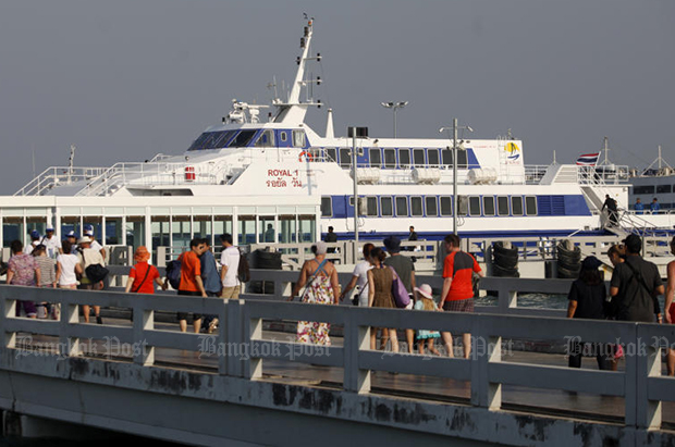 Sattahip-Koh Chang ferry to launch in September