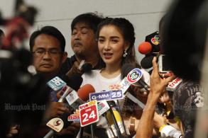 Actress 'Patt' makes final report to court