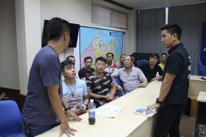 14 illegal Chinese workers netted at Pattaya construction site