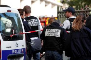 Car rams into soldiers, injuring six, in Paris suburb