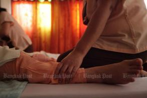 Thais in demand at Indian sex-massage parlours
