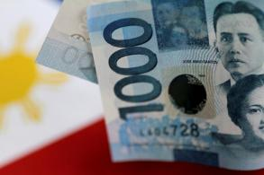 Philippine central bank: Peso 'manageable' despite drop
