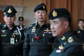 Apirat tipped as new army commander