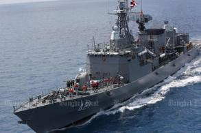 US approves missiles sale to Thai navy
