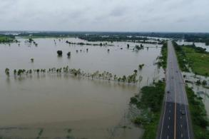Flooding continues to afflict eight provinces