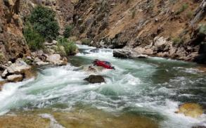 Authorities search for 4 bodies in California river
