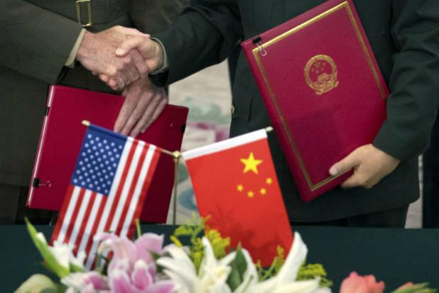 United States  seeks 'effective' ties with China's military