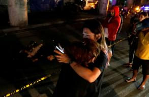 Philippines police kill 26 in 2nd night of bloodshed