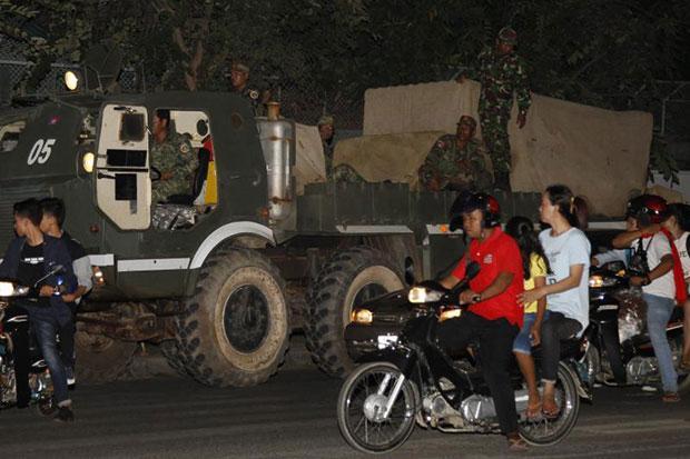 Hun Sen creates new brigade after border row with Laos | Bangkok Post: news