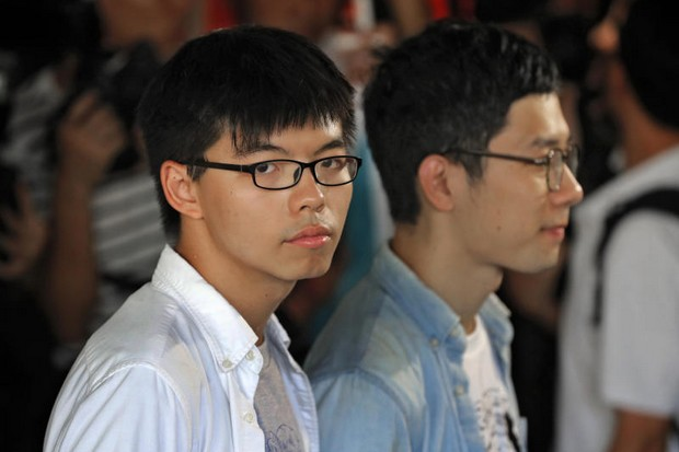 Joshua Wong,  2 others jailed for Hong Kong pro-democracy protest