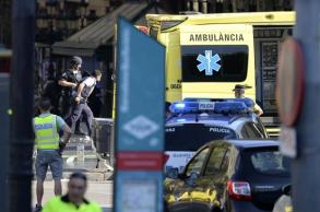Major terrorist attacks in Spain