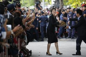 Yingluck supporters decry junta's obstructive tactics