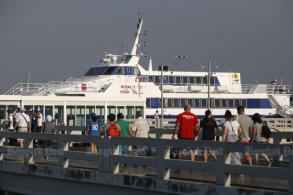 Sattahip-Koh Chang ferry service due in September