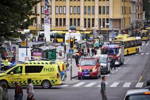 Finnish police 'quite certain' about attacker's identity -local media